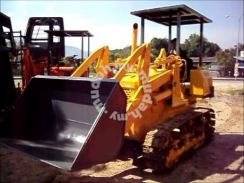 Japan Imported Cat Track Loader D3F