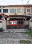 Fully renovated 2 storey house lahat