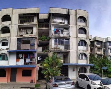 Apartment in Taman Sri Tandop, Off Jalan Sungai Korok, Alor Setar