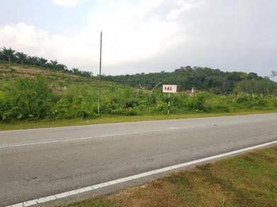 Tanah tepi 'main road' kuala pilah-tampin 8.6 ekar