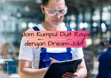 Operator Pengeluaran Kilang Johor -j01