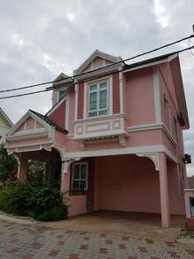 2Sty Bungalow Villa Bukit Gambang Resort City