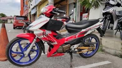 Modenas dinamik 120 tip top 2014 offer