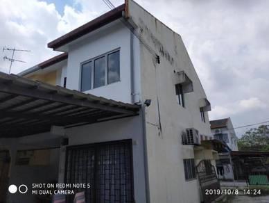 Double Storey Corner lot for sale Taman Sri Andalas