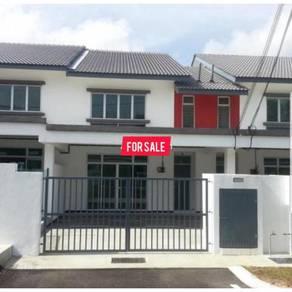 Taman Air Biru Pasir Gudang Bukit Dahlia Full Loan
