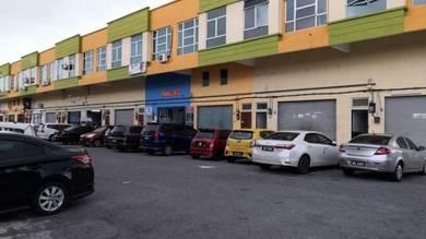 2 Unit joint Shop Durian Daun Bukit Baru