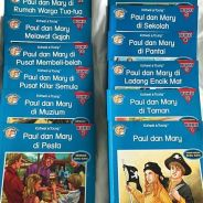 Bahasa version of Peter & Jane
