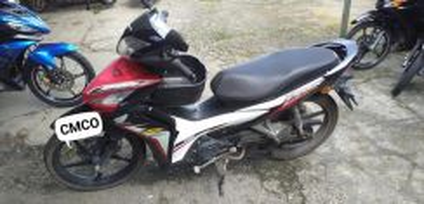 Used Honda Dash 110 Fi ( Loan credit / kedai )
