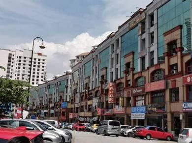 Office space at kota damansara, pelangi square business center