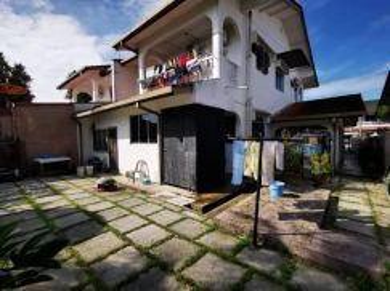 Double Storey SEMI D Jalan Seladah 101 Kuching FOR SALE