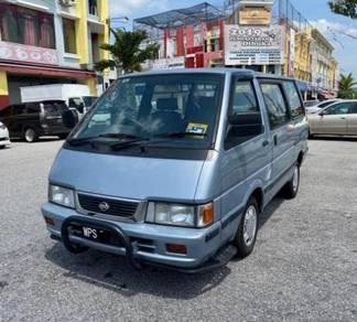 2007 Nissan Vanette C22 1.5 Window Van