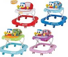 U-baby walker with music n 2 stopper 160