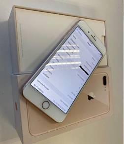 IPhone 8 Plus 64gb Myset 9/10