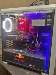 Gaming i7 PC set
