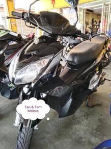 Yamaha nouvo s (motor cantik)