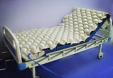 Katil angin pump bubble air ripple mattress stroke