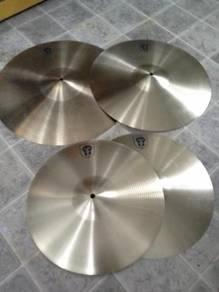 Techno Cymbal Set