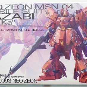MG Sazabi - Penang free shipping