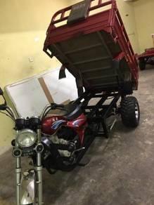 Atv motor 250cc with trailer selangor