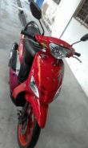 Yamaha ego1 stiker indo mio sporty