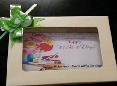 Choco bar Gift Box