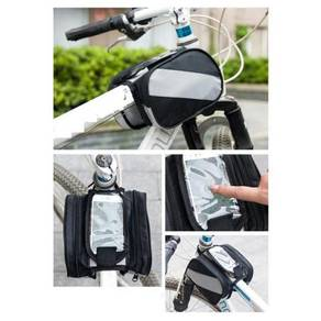 Cycling front tube pouch / beg pouch 05