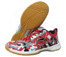 Badminton Shoes LI NING size 44 Red Color