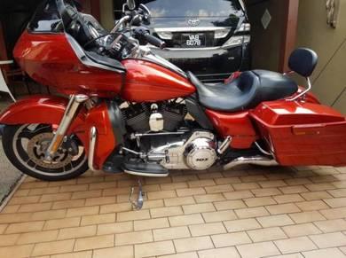 2013 Harley-Davidson Glide Harley Davidson