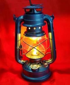 Ber1 Antique style lamp pelita ayam klasik antik