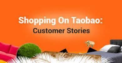 Taobao& tmail shopping sabah