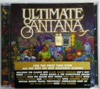Cd ultimate santana