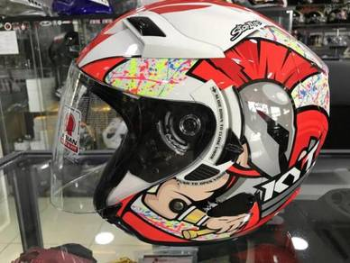 KYT Venom Open Face Simone Corsi Moto2 Edition