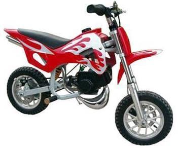 Pocket bike scramler dirt bike 49CC for kids jb*^^