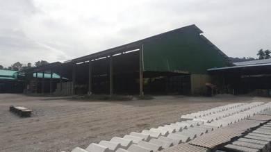 2.199 Acres Inanam Warehouse/Factory