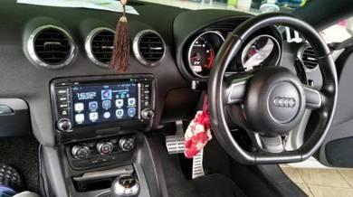 Audi tt oem dvd player bluetooth usb