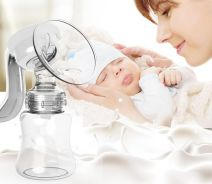 Manual Breast Pump Single Pump Comfortable Suction