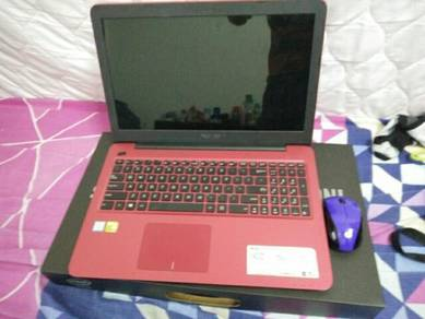 Asus Laptop A556U - for sale or swap to cp