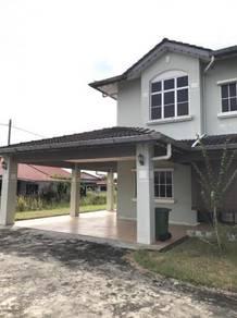 Double storey corner Desa Ilmu