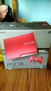 Ps3 320gb limited red