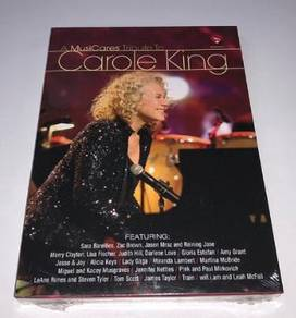 IMPORTED DVD A MusiCares Tribute To Carole King