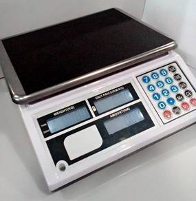 Digital weighing scale pricing 30kg timbang