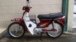 Honda EX 5 Dream 2013 / 17 no SST - MOTOSING