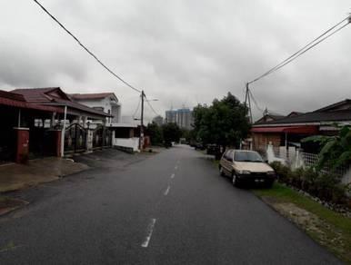 End Lot Tmn Keramat [4parking] Jln Kaki ke Sekolah,Masjid.KLCC View