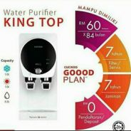 KING TOP Cuckoo Water Purifier X8.07