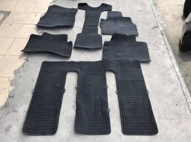 No 12-5-8 Floor Mat Carpet Grandis 2.4 Mivec Jpn