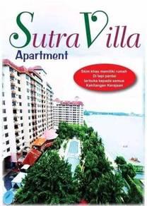 Apartment Sutra Villa Resort facing Pantai Teluk Cempedak, Kuantan