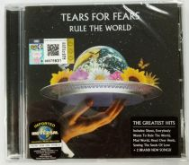 IMPORTED CD TEARS FOR FEARS Rule The World