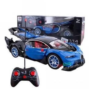 1:14 model Remote Control Car Open Door (Blue)