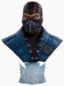 Mortal Kombat X Sub-Zero PCS Life-Size BUST
