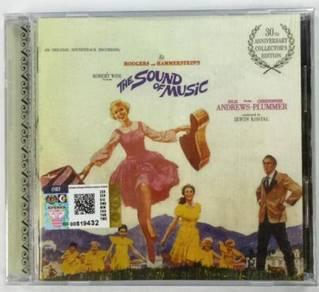 CD Sound of Music Original Soundtrack Recording